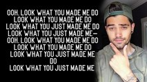 Look What You Made Me Do Lyrics: RAJIV Dhall cover// Taylor Swift