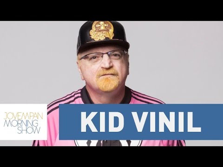 Para Kid Vinil, Rock deveria ter uma fatia do pedaço do sertanejo   Morning Show