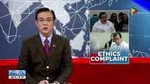 Ethics complaint laban kay Sen. Trillanes, inihain na