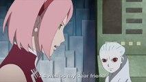 Shin Tells Sakura Whos His Master, Shins Explains Why He Wants To Revive The Akatsuki [HD