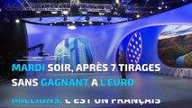 Euro Millions - Après 7 tirages sans gagnants un français remporte le jackpot