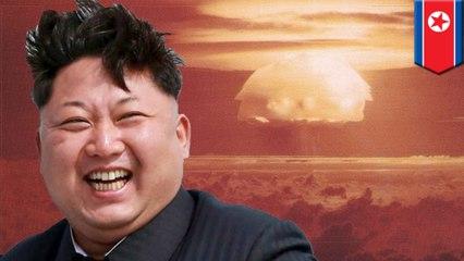 เกาหลีเหนือทดสอบลูกที่หก แรงสะท้านทรวงกว่าที่เคย
