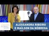 Alessandra Ribeiro e Maílson da Nóbrega -  Morning Show - 14/11/16