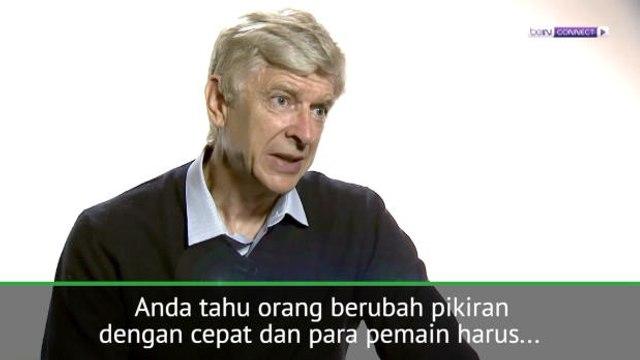 SEPAKBOLA: Premier League: Wenger Minta Pemain Dan Fans Arsenal Kembali Memiliki Keyakinan