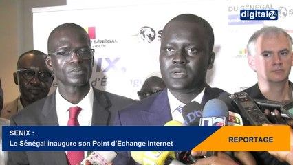 SENIX : le Sénégal inaugure son point d'échange Internet