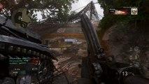 Gameplay COD WW2 - Bren - Pointe du Hoc - MME