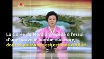 Quels sont les effets potentiels de la bombe H nord-coréenne ?
