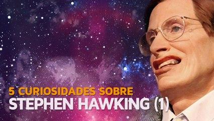 5 Curiosidades sobre Stephen Hawking 1
