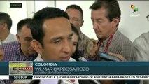 teleSUR noticias. Gobierno de Colombia y ELN acuerdan cese al fuego