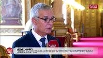 Sénat : « Pas de départs » des centristes vers un groupe « constructif » selon Hervé Maurey