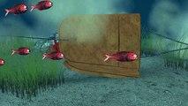 La pesca en aguas profundas