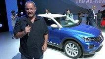 Weltpremiere des VW T-Roc - Das neue Compact SUV von Volkswagen