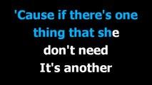 in the ghetto  - Elvis Presley  - Karaoke  - Letra
