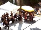 Concert de Vasks au théâtre de la Colline à Olympie