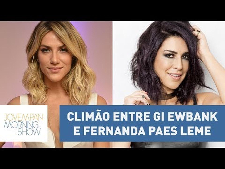 Giovanna Ewbank e Fernanda Paes Leme não podiam frequentar mesma festa! Entenda o foi esse climão: