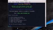phishing automatisé , automated phishing Linux