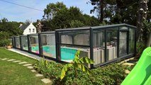 Maison d'architecte à vendre PLEVENON CAP FREHEL piscine - Annonces immobilières