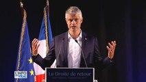 Laurent Wauquiez, candidat à la présidence Les Républicains - L'Info du Vrai du 05/09 - CANAL +