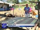 Las Playas Comunidad más afectada por las inundaciones en Napo