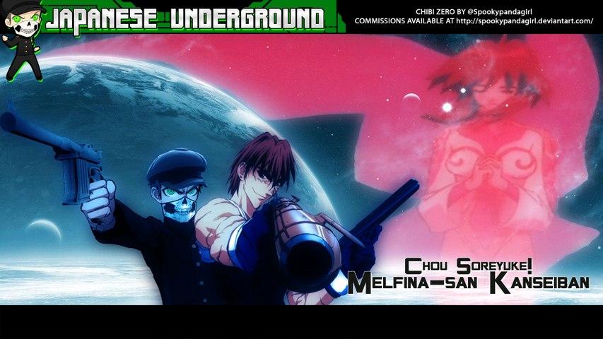 JAPANESE UNDERGROUND - Series 2 :: Ep. 21 - Chou Soreyuke! Melfina-san Kanseiban