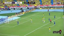 Colombia vs Brasil 1-1 Resumen Goles Eliminatorias 05/09/2017
