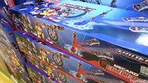 토이저러스 헬로카봇 케이캅스 쇼핑 TOYSRUS HELLO CARBOT K-COPS SHOPPING 헬로카봇 애니메이션☆ 헬로카봇 시즌3 본편 22화 야구왕 차탄