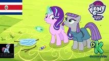 My Little Pony La Magia de la Amistad. Temporada 7 Ep 147 ''Una Amistad Fuerte Como Roca''  Español Latino (HD).