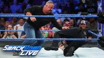 Shane McMahon vs Kevin Owens SmackDown LIVE, Sept. 5, 2017 Dailymotion - Shane McMahon attacks Kevin Owens: SmackDown LIVE, Sept. 5, 2017 - WWE