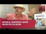 Asesinan a balazos al periodista Javier Valdez Cárdenas en Sinaloa