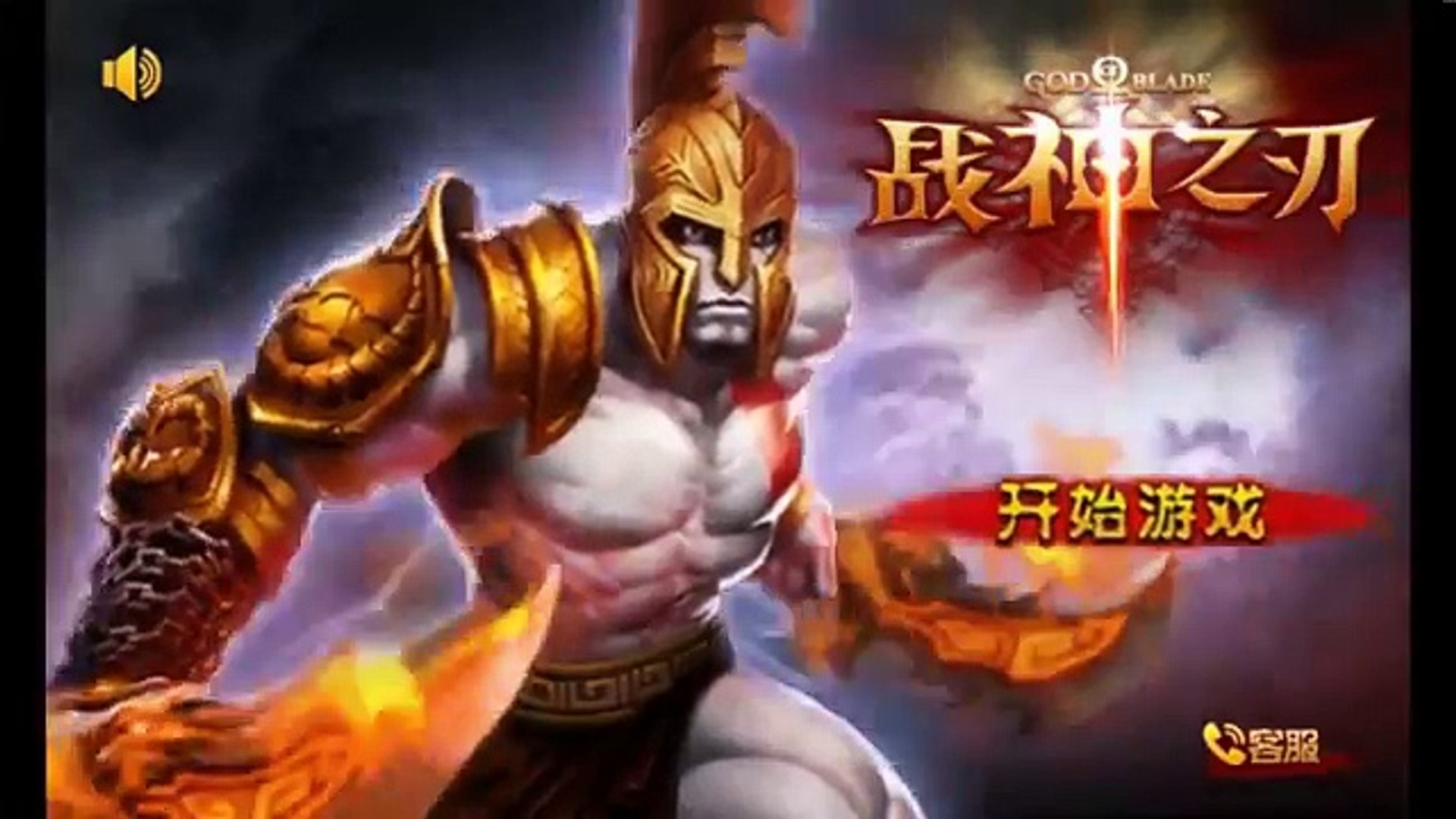 God Of Blade (God of War) Android - Gameplay + Download APK