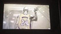 Kobe Bryant Dear Basketball w John Williams at Hollywood Bowl)