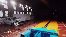 Euro NCAP Crash Test of Kia Picanto