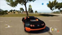 Nouveau Vitesse sommet Forza Horizon 3 bugatti veyron super sport |