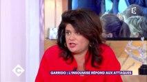 Garrido : l'insoumise répond aux attaques - C à vous - 05/09/2017