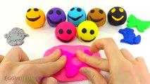 Et enfants Créatif pâte visages pour amusement amusement enfants moules jouer vidéo Smiley zoo animal doh
