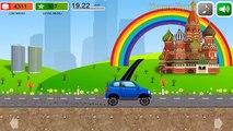Voiture dessin animé pour des jeux enfants pour machines dessin animé Les voitures sont petits enfants hd