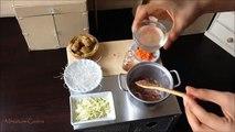 Poulet cuisine aliments Boulettes de viande mini- minuscule つ く ね miniature boulettes de viande de poulet
