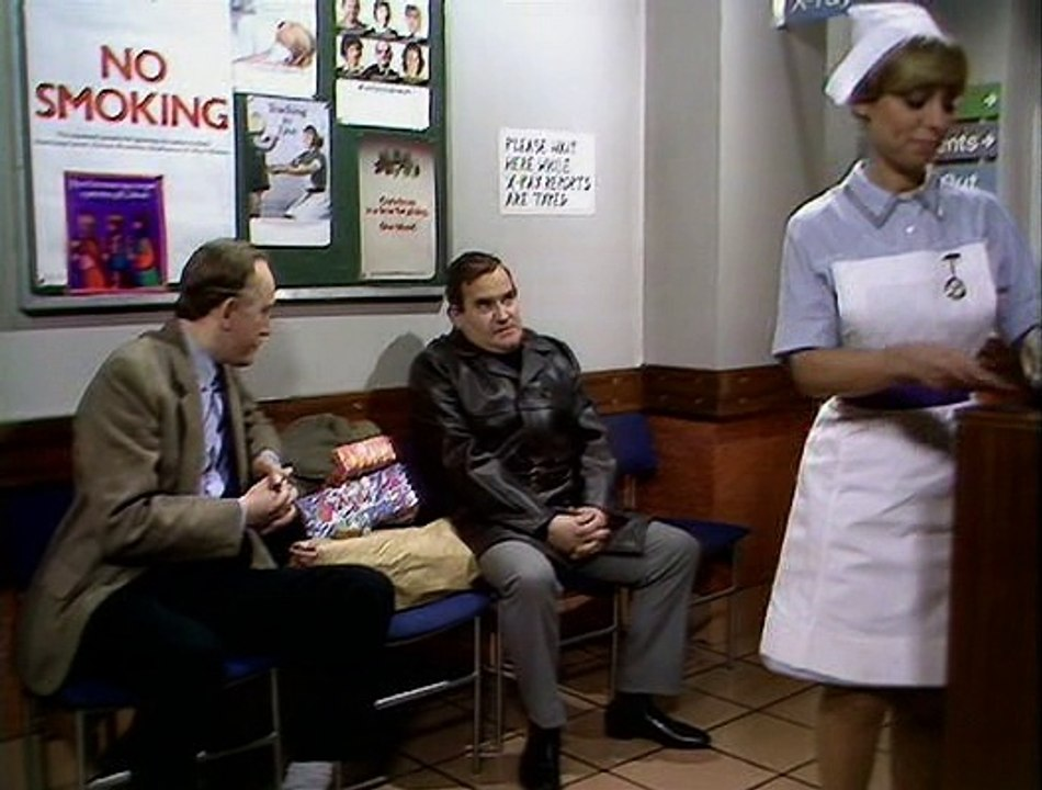 Porridge – S2, Ep7 – No Way Out