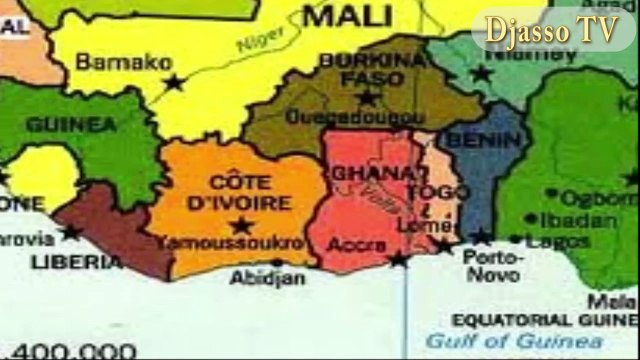 L'exode Baoulé