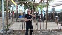Chinois plus arme Kung fu nunchucks