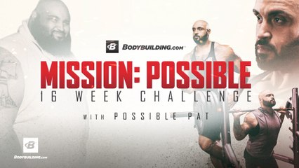 Mission: Possible | 16-Week Transformation Challenge with Possible Pat