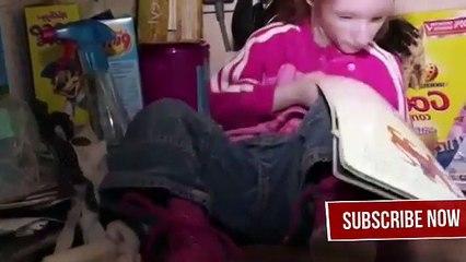 Alors qu'elle ne devait pas passer ces 1 an, cette fille atteinte d'une malade très rare a 5 ans et détient un record du monde !