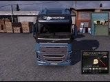 Euro Truck Simulator 2 Volvo Truck Sound Mod - The Godfather Horn