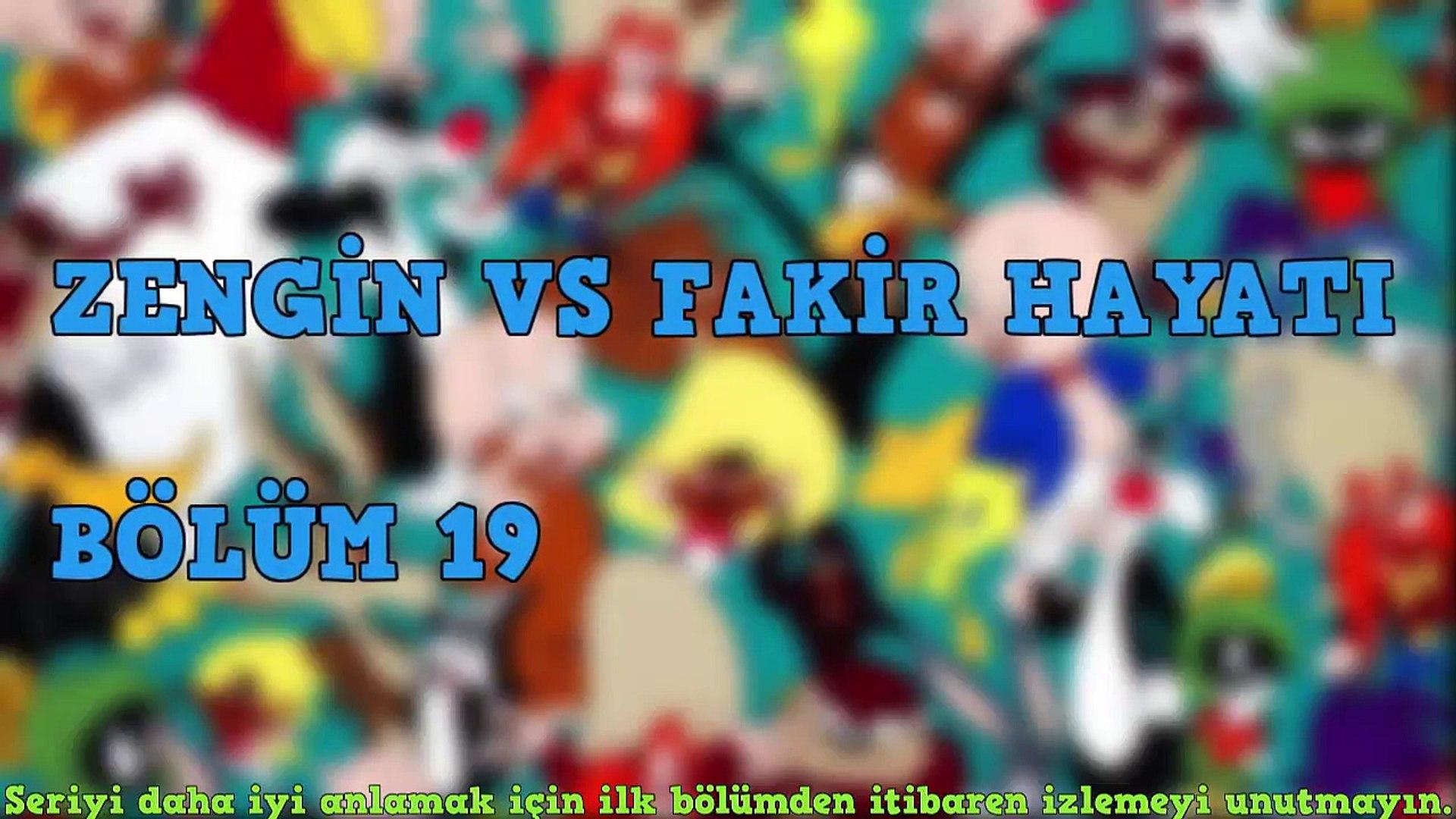 Zengin Vs Fakir Hayati 19 Minecraft Dizisi Video Dailymotion
