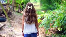 Mignonne filles coiffures infini tresser Embrasse retour à lécole coiffures