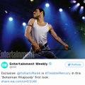Square: Be amazed by Rami Malek's Freddie Mercury!