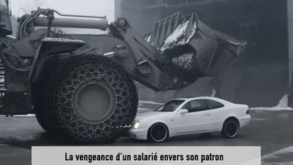 Zap auto WTF Garage N°18 - When you hate your boss !!!
