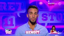 Secret Story 11 : Tanya recadre Alain sur leur mission secrète, Barbara rembarre Benoit (Vidéo)
