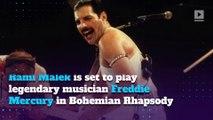 First look: Be amazed by Rami Malek's Freddie Mercury!