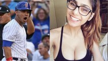Porn Star Mia Khalifa Catches Another Athlete Trying to Slide in Her DMs